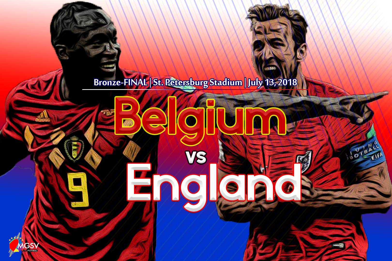 Bronze medals and 'Golden Boots' – Belgium and England face
